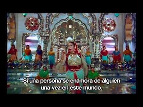 Pyar Kiya To Darna Kya - Mughal-e-Azam (1960) - (Sub Español)