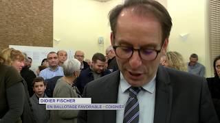 Yvelines | Coignières : ballotage favorable pour Didier Fischer