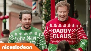 """BTS w/ Mark Wahlberg & Will Ferrell on """"Daddy's Home 2"""" Presented by School of Rock 