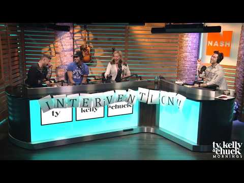 Our Intervention with Michael Ray - Ty, Kelly & Chuck