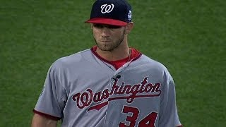 2012 ASG: Harper appears in first All-Star Game