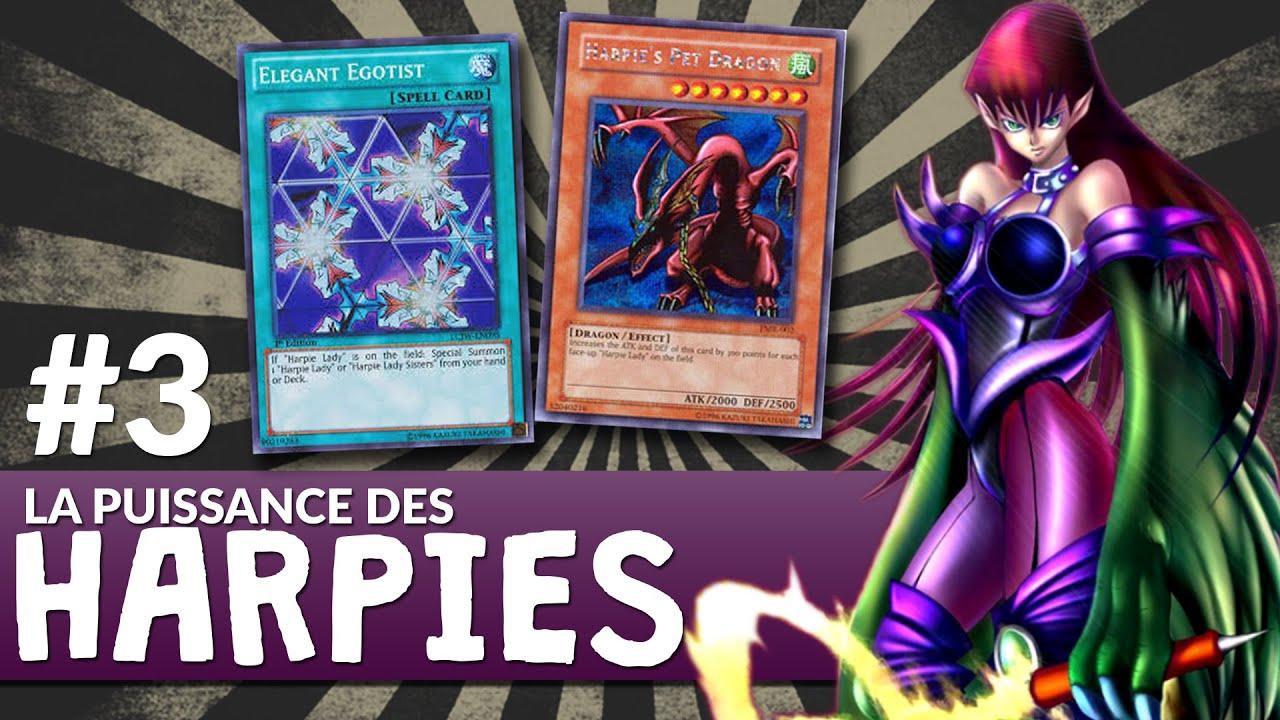 La Puissance Des Harpies Yugioh Ft Xari 3 Youtube