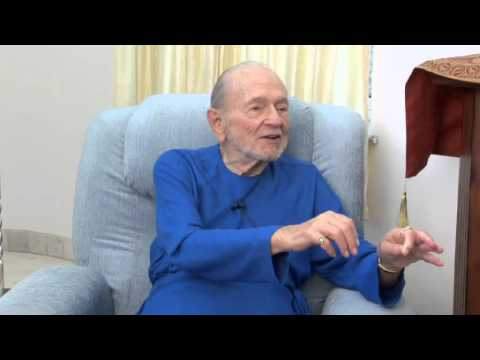 """""""Everything is Consciousness"""" - Ask Me About Truth #12 - Swami Kriyananda"""