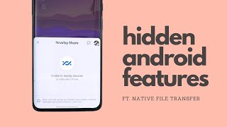7 Hidden Android Features!