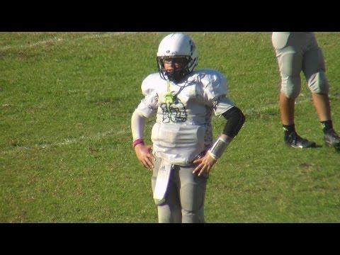 DEACON HILL  #10  Quarterback  7th Grade  Santa Barbara Sharks