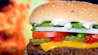 Как приготовить  вкуснейший бургер дома  / Быстро и вкусно / Классический бургер ! Бургер рецепт !