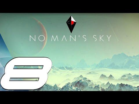 No Man's Sky - Gameplay Walkthrough Part 8 - Radioactive Planet & Exotic Calium Location