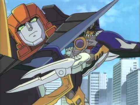 Transformers Robots in Disguise  Episode 22 Skybite Saves the Day