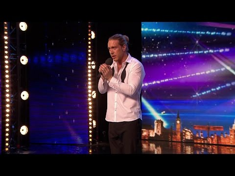 Lewis Codling – Let's Get It On @ Britain's Got Talent, 2015