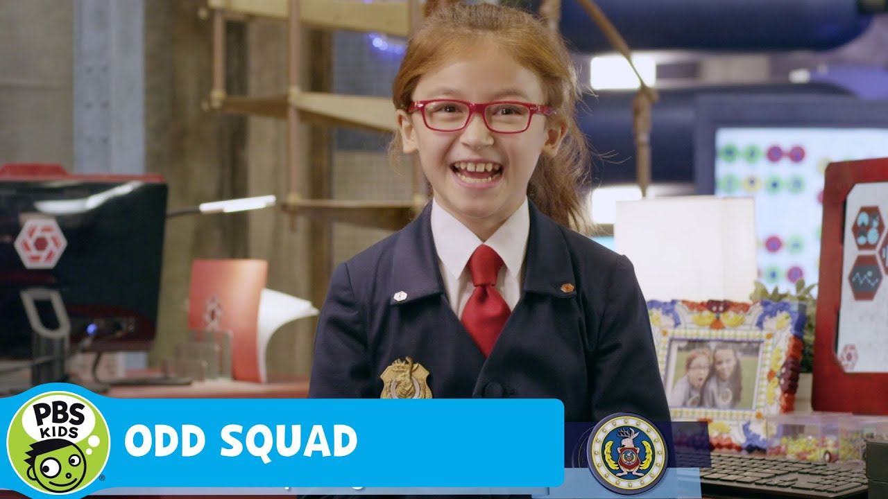 Odd squad meet agent olympia pbs kids youtube