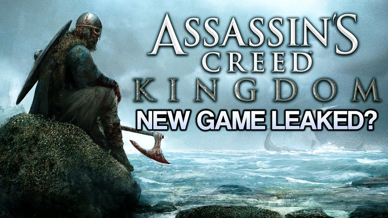 New Season Of Vikings 2020 Assassin's Creed: Kingdom | Viking Game Coming 2020?   NEW LEAK