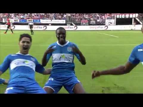 Samenvatting N.E.C - PEC Zwolle