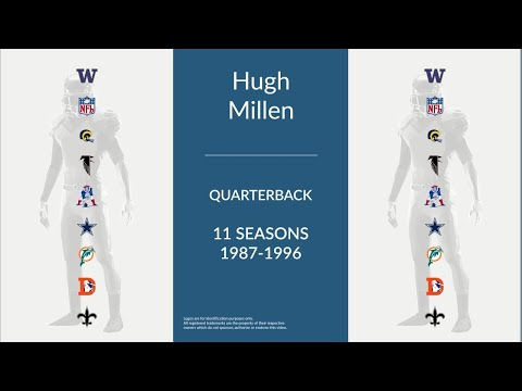 Hugh Millen: Football Quarterback