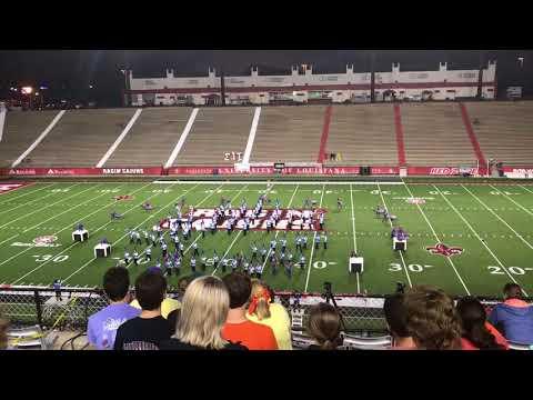 Erath High School Marching Band 2017 Showcase Finals