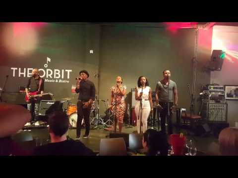 NATHI MANKAYI  NOMVULA - LIVE At The Orbit with Anele 2016
