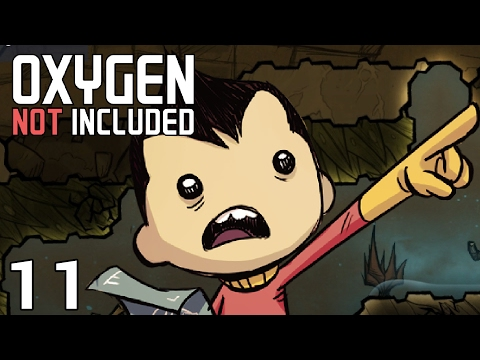 Oxygen Not Included | Episode 11 - Lavatory [Oxygen Not Included Gameplay Alpha]