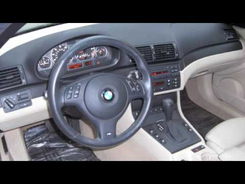 2005 bmw 330ci convertible zhp package