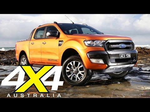 Ford Ranger Wildtrak | Road test | 4X4 Australia