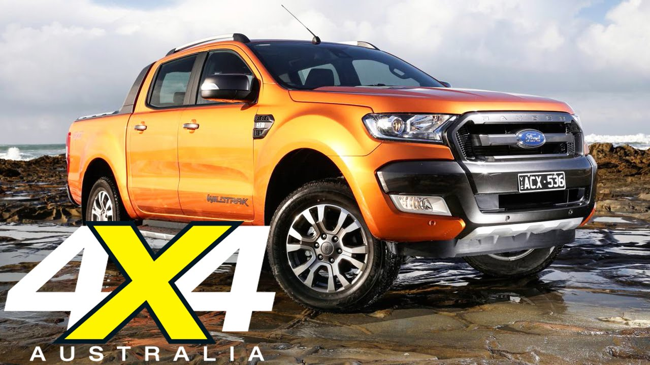 ford ranger wildtrak road test 4x4 australia youtube. Black Bedroom Furniture Sets. Home Design Ideas