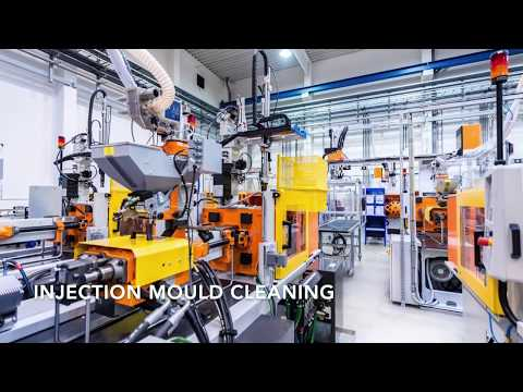 Injection Mould Laser Cleaning Australia
