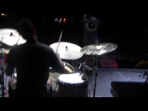 DARK HORSE PERCUSSION ARTIST | MICHAEL KENNEDY |  THE WONDER YEARS | DISMANTLING SUMMER | DRUMS