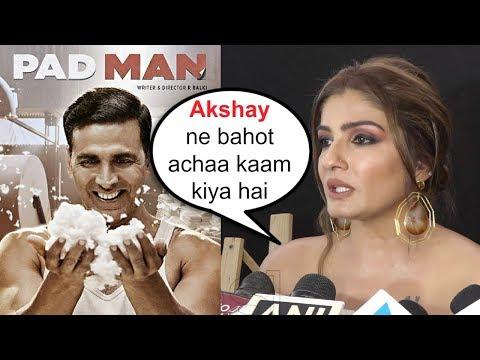 Raveena Tandon PRAISES Akshay Kumar's...