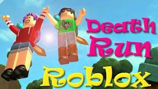 ROBLOX | Death Run with RadioJH Audrey | SallyGreenGamer