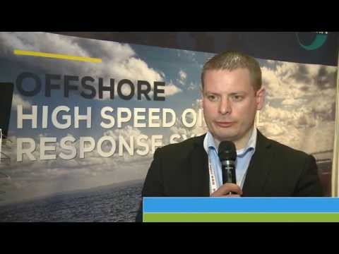 Trond Gulbrandsoy interview at Offshore Arabia 2014