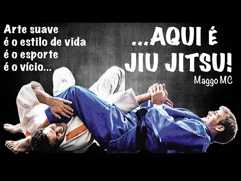BJJ Fight Music - Aqui é Jiu Jitsu 2 - Maggo MC