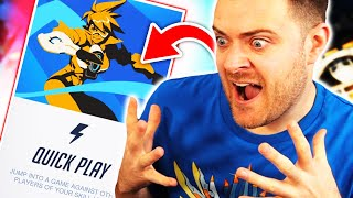 Overwatch - THIS IS INSANE FUN! How Have I just Realized This?! - Quick Play VS Comp!