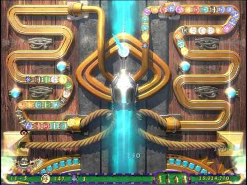 Luxor 3 Insane Mode: Gates of the Underworld |