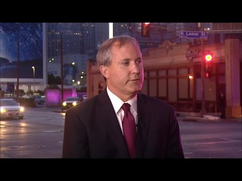Texas Attorney General: This whole situation is shocking