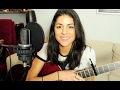 NIALL HORAN - THIS TOWN [Veronica Sixtos Acoustic Cover]