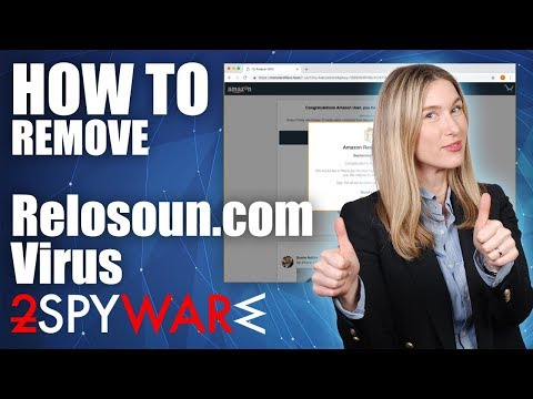 How To Remove Relosoun Com Virus