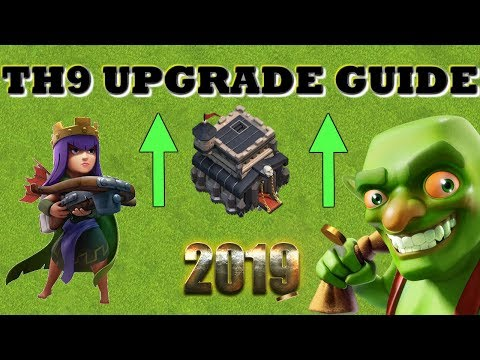 TH9 Upgrade Guide - Clash Of Clans 2019