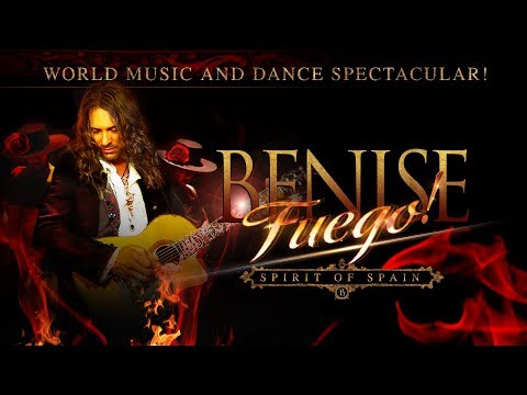 Benise 'Fuego!' Spirit Of Spain Trailer (extended cut)