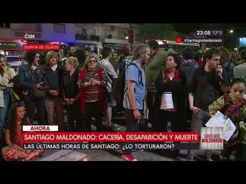El expediente: Programa 21/10/2017: Santiago Maldonado (parte 2)