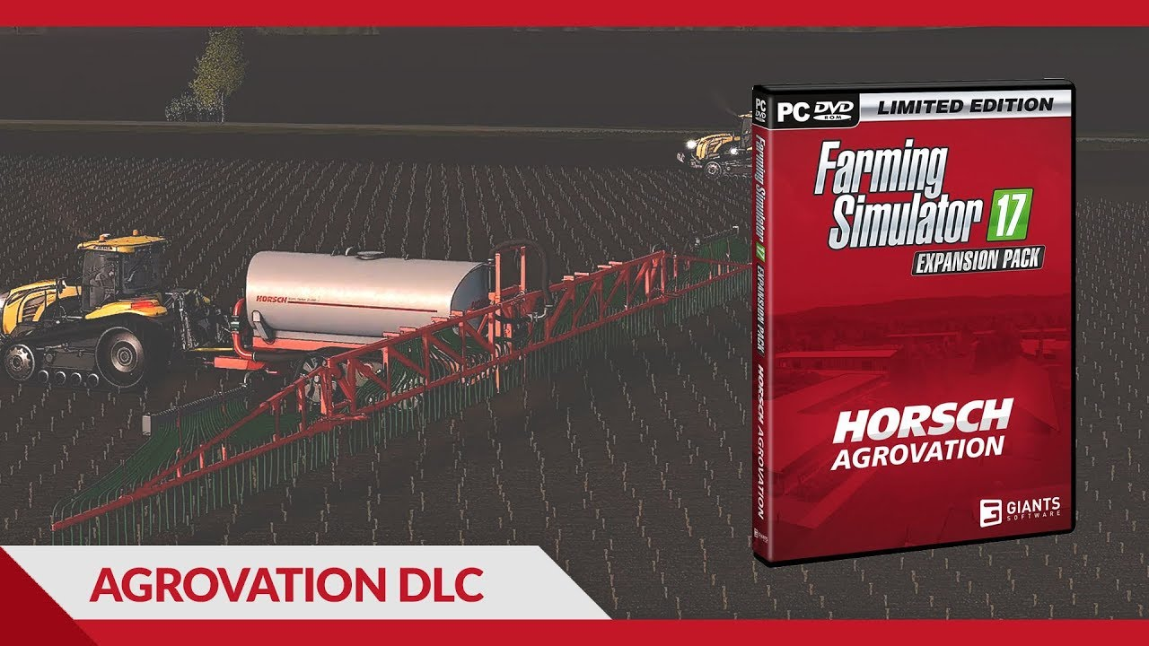 HORSCH AgroVation Vehicles | ModHub | Farming Simulator