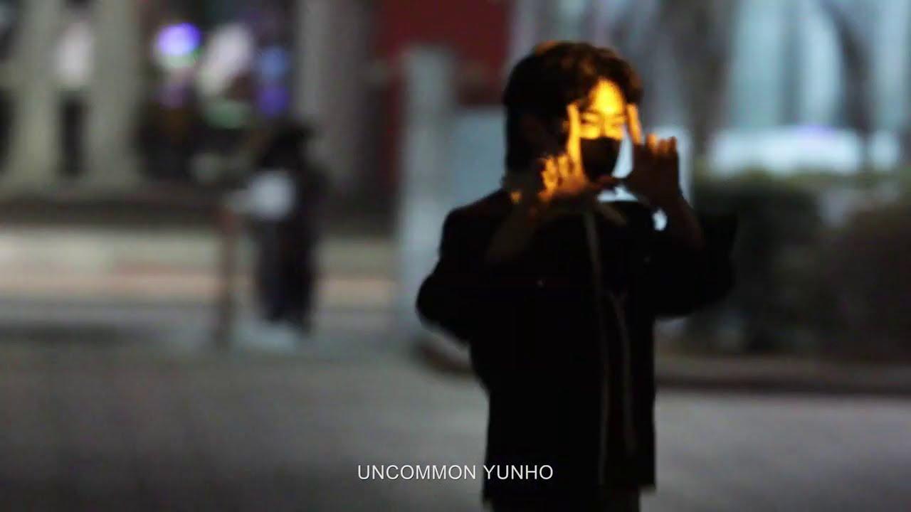 [210125-26] 유노윤호 딘딘의 뮤직하이 출-퇴근길 직캠
