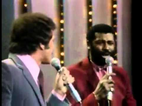 TOM JONES AND TEDDY PENDERGRASS ~ TAKING IT TO THE STREETS.
