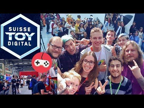 Suisse Toy Bern 2017 - Follow Me Around