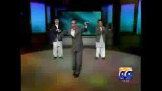 Repeat youtube video Obama, Karzai & Zardari Funny Dancing (GEO Pakistan)