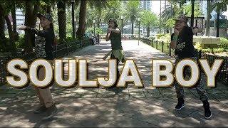 SOULJA BOY   Arm Workout   Dance Fitness   JM