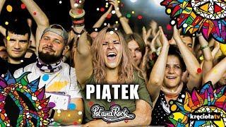 Piątek na Pol'and'Rock Festival - straż, Nocny Kochanek i Wy!