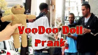 Mind Blowing Voodoo Doll Prank On Strangers