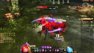 Kritika Online KR - Revamped Valkyrie lv61 Gameplay