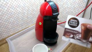 Капсульная кофемашина Krups Dolche Gusto KP100610 Крупс Дольче Густо.Обзор, отзывы, плюсы и минусы