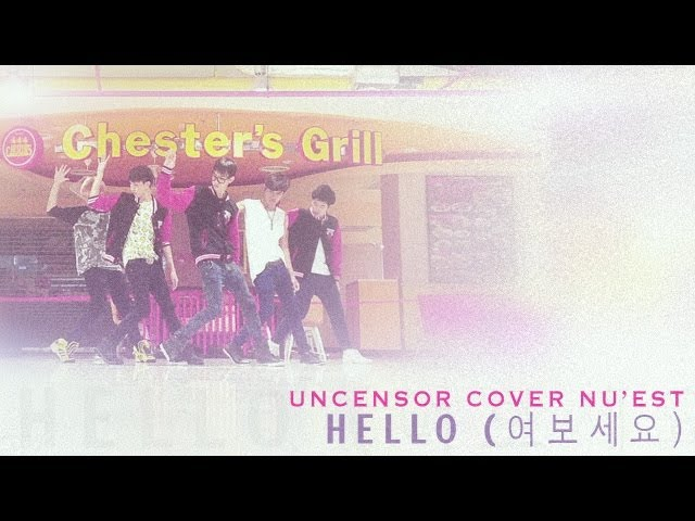 Uncensor Cover NU'EST (뉴이스트) - Hello (여보세요) (Dance Cover MV) Travel Video