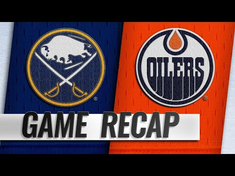 Kassian, Lucic power Oilers to 7-2 win against Sabres