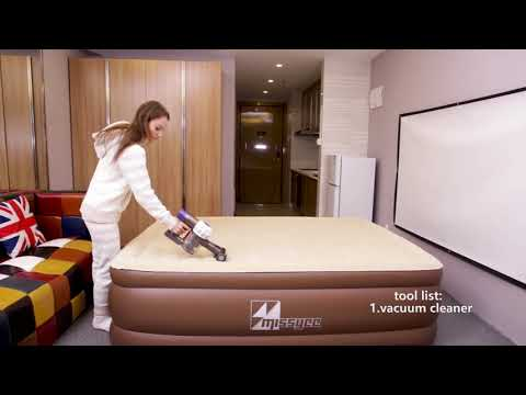 #How to Care and Clean an Air Mattress | Missyee Home Series